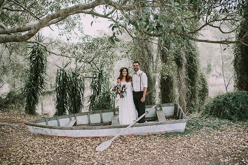 Flagstone Creek Wedding The Barn